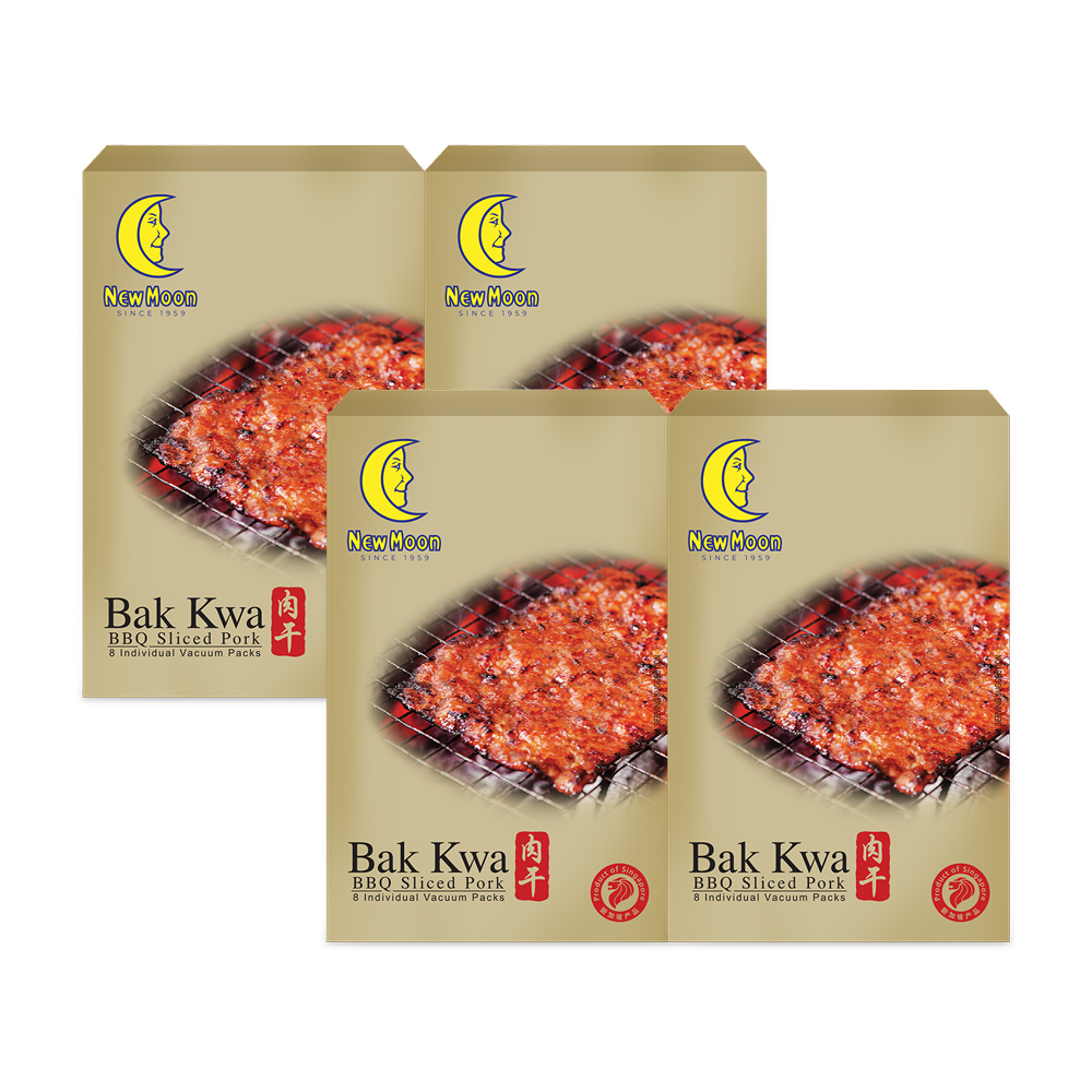 Quartet Bak Kwa Set - 160g