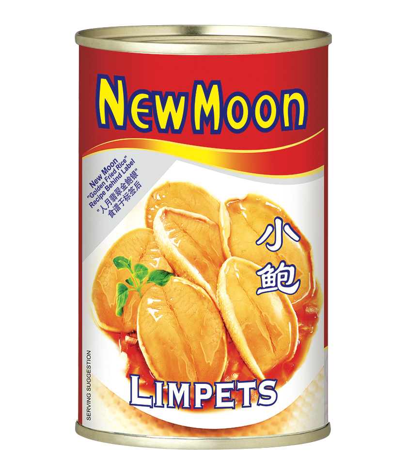 New Moon Limpets 425g