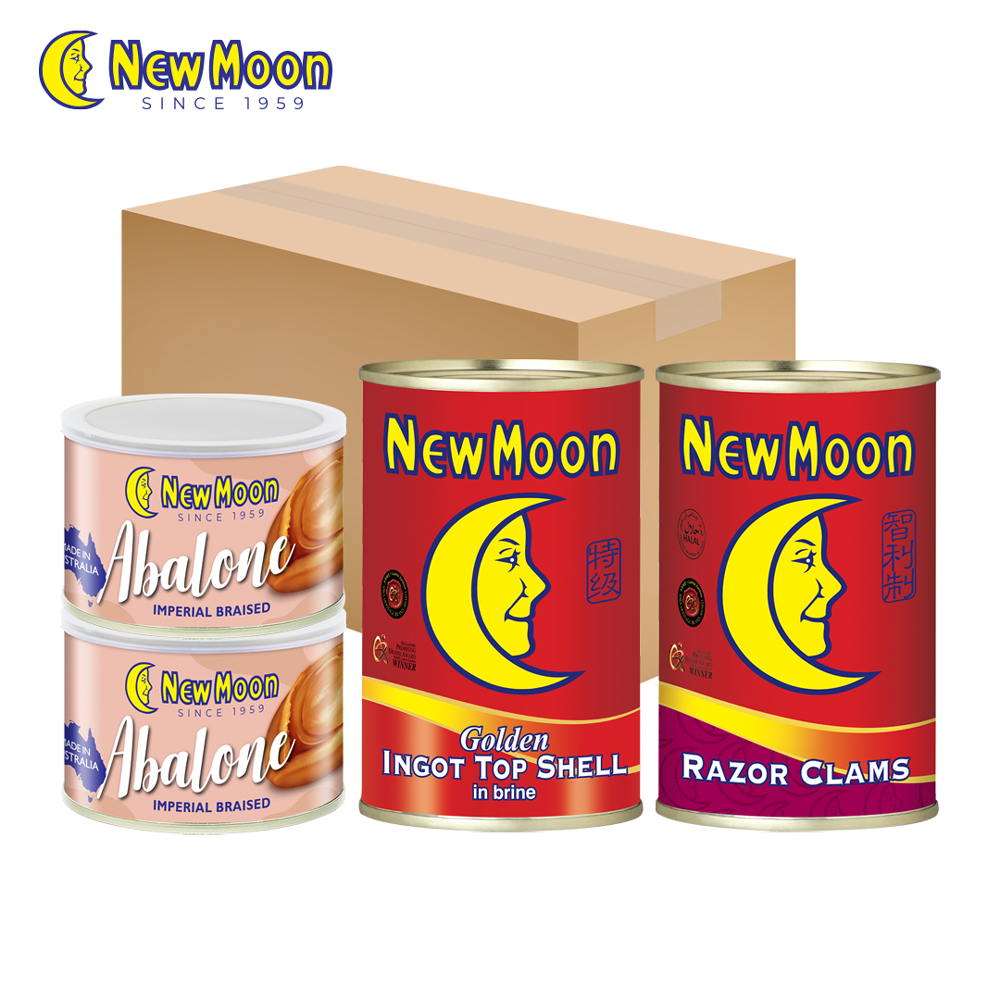 New Moon Wealth Bundle (2AU170g (BR), GITS,RC)
